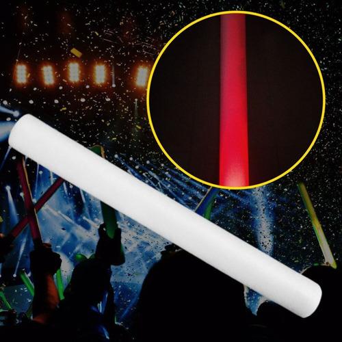 barras espuma led luz accesorios publicidad hora loca neon 3