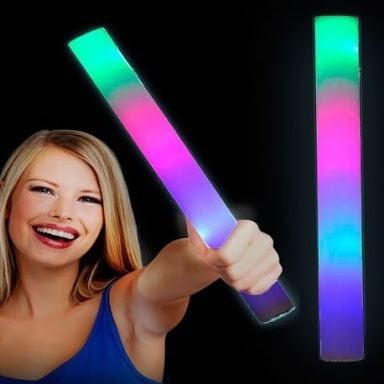 barras espuma led luz anillos led accesorios led publicidad