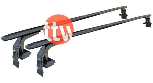 barras kit porta equipaje p/ chevrolet agile auto