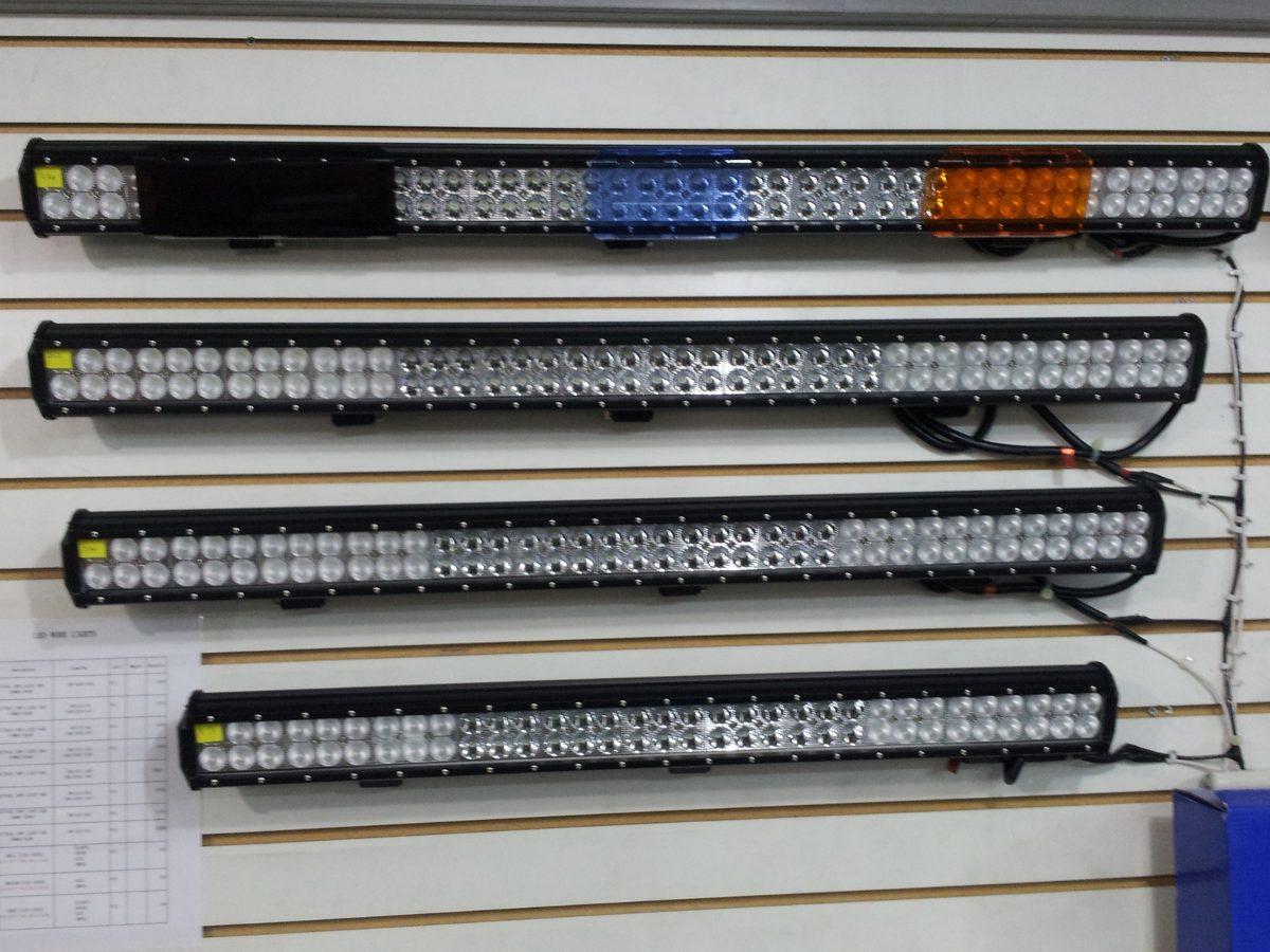 Barras led para vehiculos 2 en mercado libre for Barra de luz led