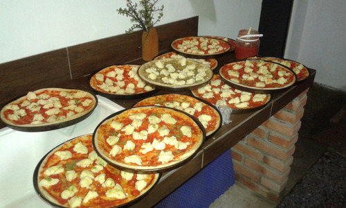 barras moviles / barras libre / pizza party/ pizza libre