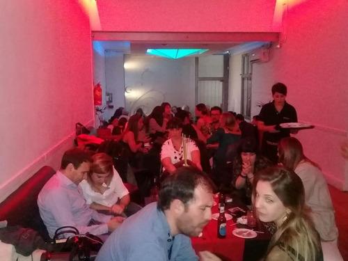 barras moviles - catering pizza / pastas / tacos / cazuelas