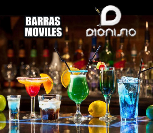 barras moviles,cockteleria ,barmans,chopera,bebidas,cerveza