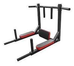 barras multifuncional dominadas fondos 6 en 1 ejercicios gym