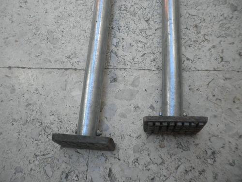 barras  para carga  de trailer