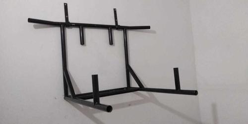 barras para hacer ejercicio