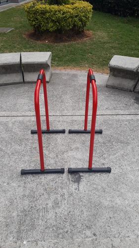 barras paralelas