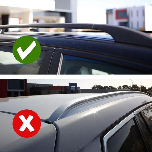 barras porta equipaje aerodinamica aluminio nissan frontier