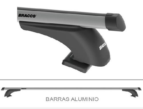 barras porta equipaje alum. bracco ford focus 4p (2002-2009)