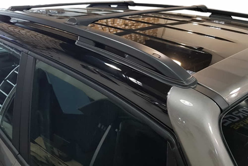 barras porta equipaje aluminio negras oroch renegade