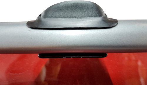 barras porta equipaje de lujo aerodinamica duster oroch