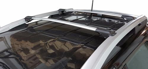 barras porta equipaje de lujo aerodinamica fiat toro