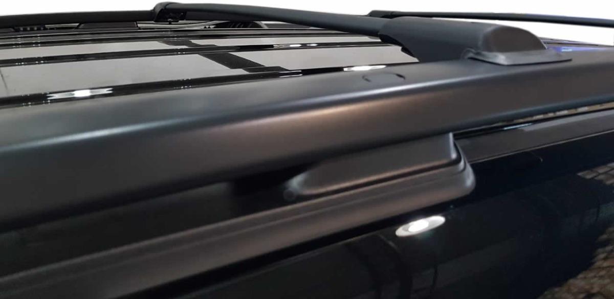 barras porta equipaje de lujo aluminio jeep renegade. Cargando zoom. 51de5bd85ef2
