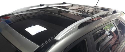 barras porta equipaje de lujo aluminio kia sorento