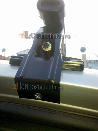 barras porta equipaje fiat palio nuevo atractive (ver foto)