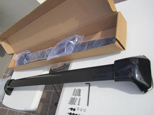 barras porta equipaje honda crv 2012+
