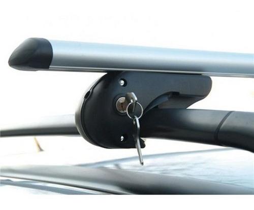 barras porta equipaje oval con llave  t-cross suran