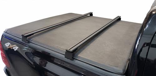 barras porta equipaje para caja aluminio acc jorge ram 1500