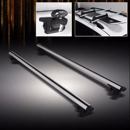 barras portaequipaje aluminio chevrolet spin reforzada