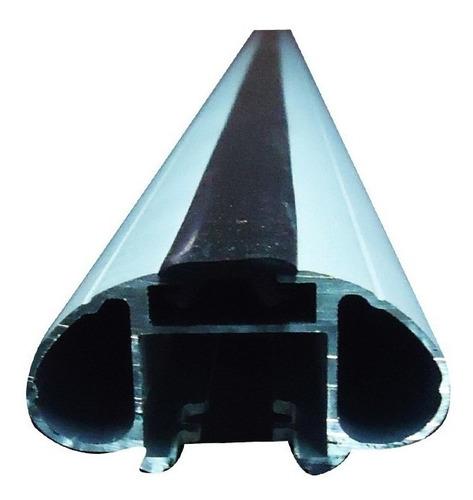 barras portaequipaje aluminio fiat punto