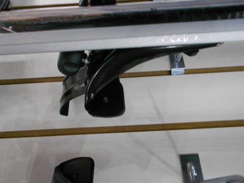 barras portaequipaje chery qq 308 aluminio ala de avion