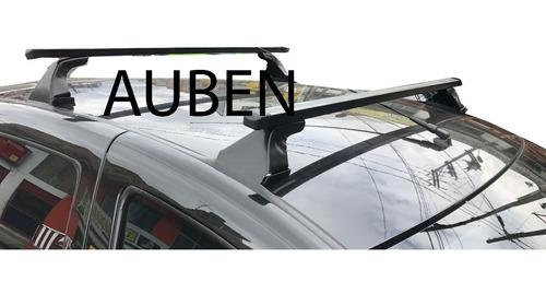 barras portaequipaje de techo renault sandero logan