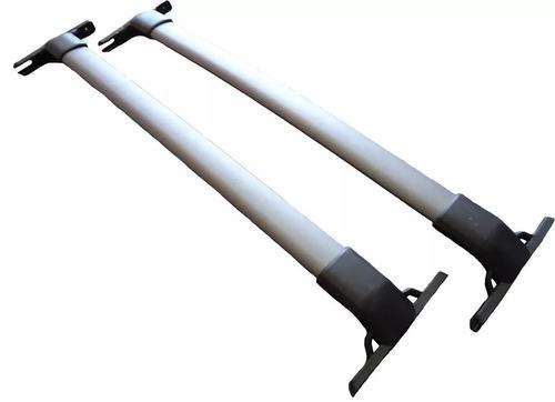 barras portaequipaje ford ecosport kinetic 2013 aluminio