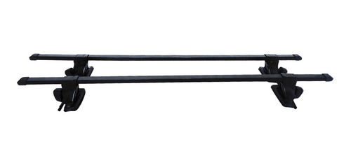 barras portaequipaje parrilla autos 1.36 m llave seguridad