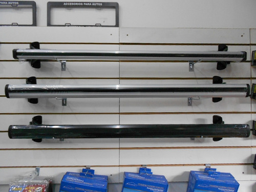 barras portaequipaje renault fluens aluminio ala de avion