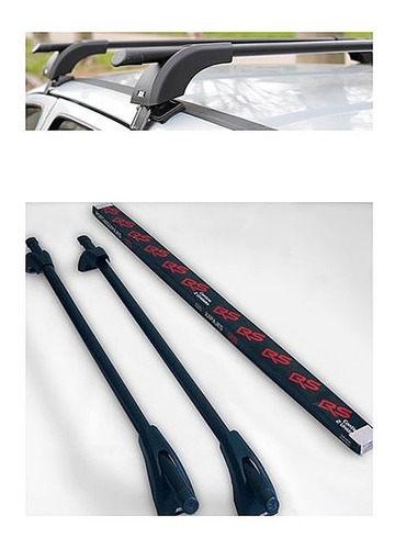 barras portaequipaje suzuki ertiga calces originales