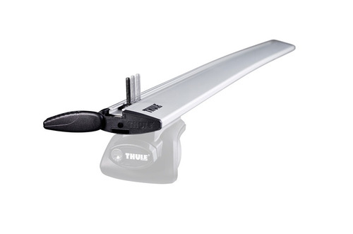 barras portaequipaje thule wingbar matiz 2012-2015