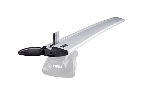 barras portaequipaje thule wingbar nissan np300 16-17