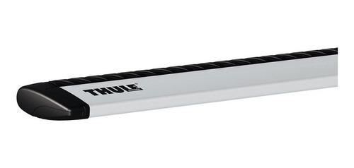 barras portaequipaje thule wingbar renault clio 2014-2017