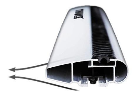 barras portaequipaje thule wingbar volvo s40 04-15