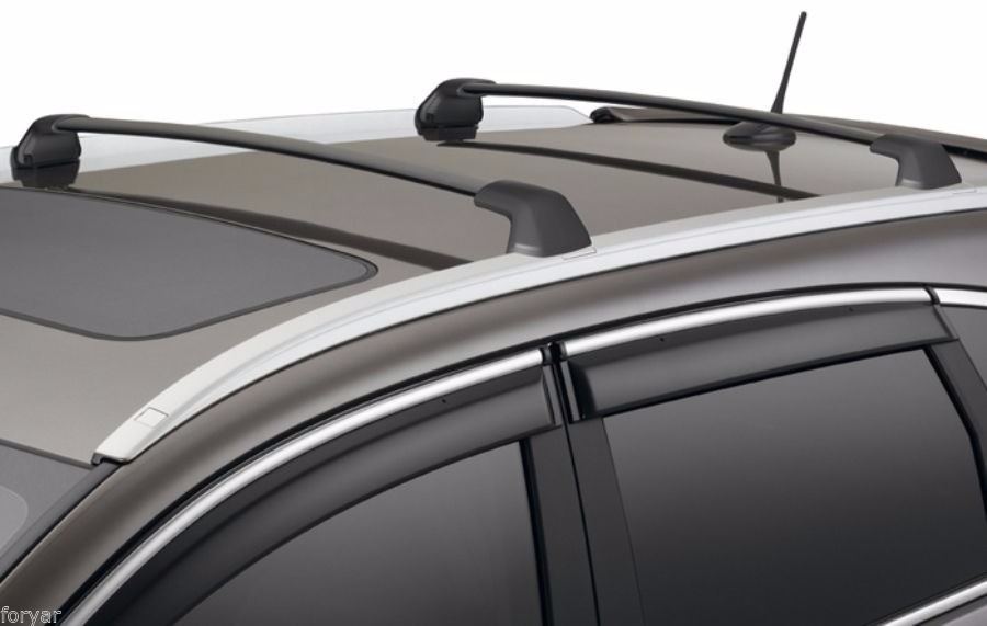 Barras Portaequipaje Transversales Para Honda Crv 2012