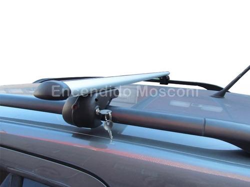 barras portaequipajes vehiculos barras