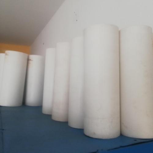 barras  redondas de teflon