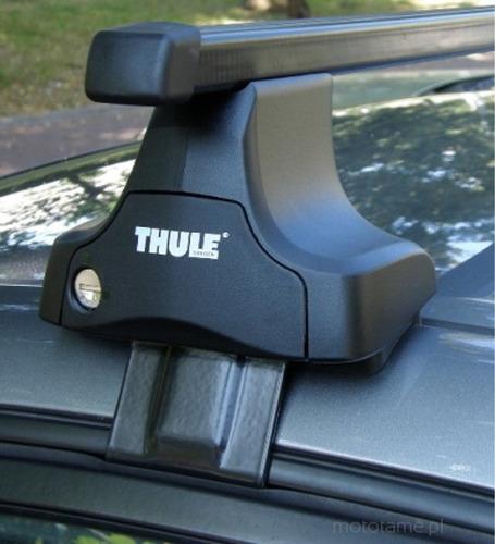 barras thule honda crv 2012 - kit completo
