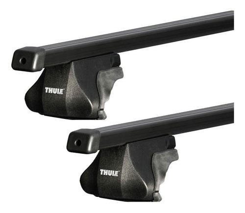 barras thule smart rack barras originales / musicarro