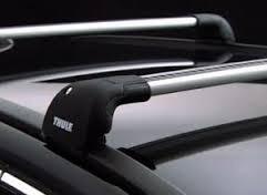 barras thule wingbar edge kia sportage 12-18 / musicarro