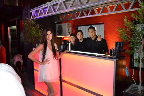barras tragos led movil barman tragos eventos fiestas fernet