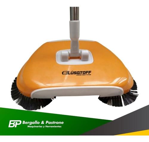 barredora aspiradora lusqtoff sin cables  3.6 lts lqsw-30
