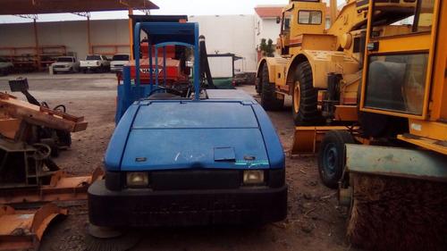 barredora lincoln 2002