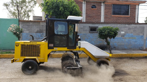 barredora sweepmaster 250