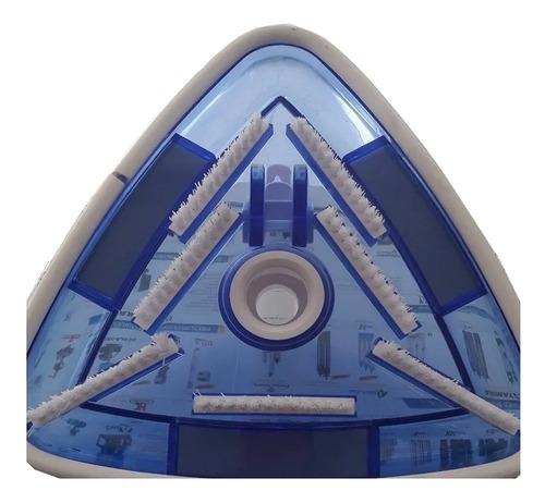 barredora triangular cabezal aspiradora panda para alberca