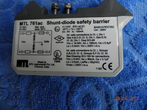 barreira intrínseca mtl 761ac segurança analógica  (novo)