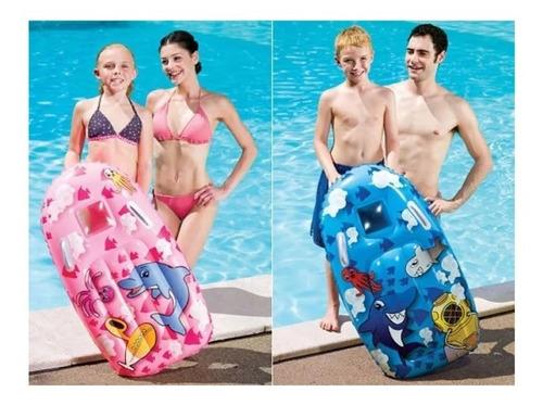 barrenador inflable foltador tabla surf bestway niños oferta