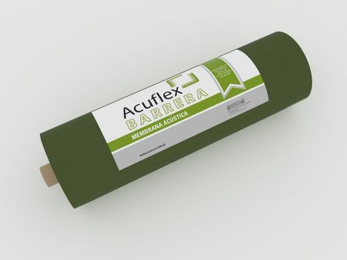barrera acústica membrana rollo de 5m2  4mm espesor