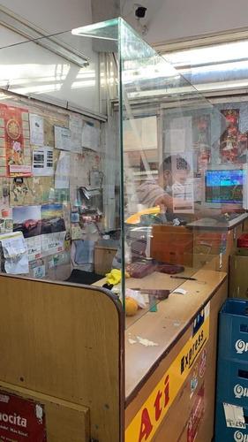 barrera de protección a medida en vidrio de seguridad