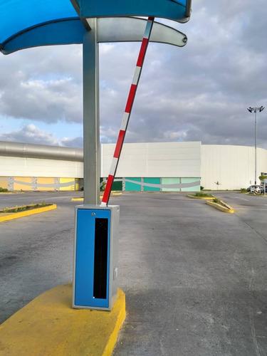 barrera vehicular alto trafico